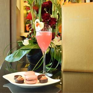 Cocktail de la Saint-Valentin au Miramar Crouesty