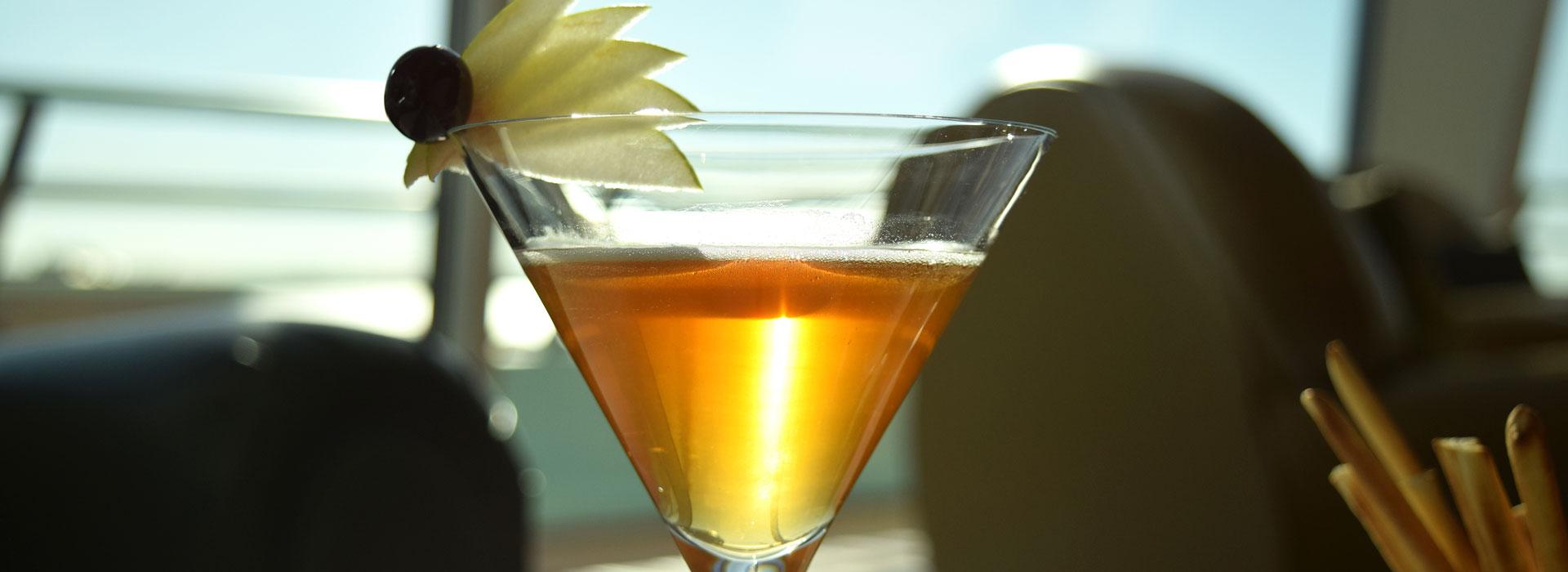 Cocktail Tatin Miramar Crouesty pour la fête des grands-mères