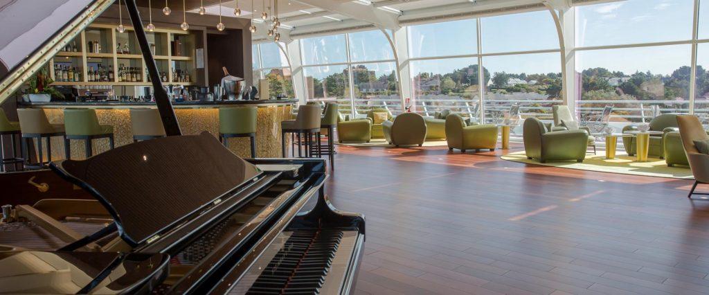 piano bar Brittany Winter School
