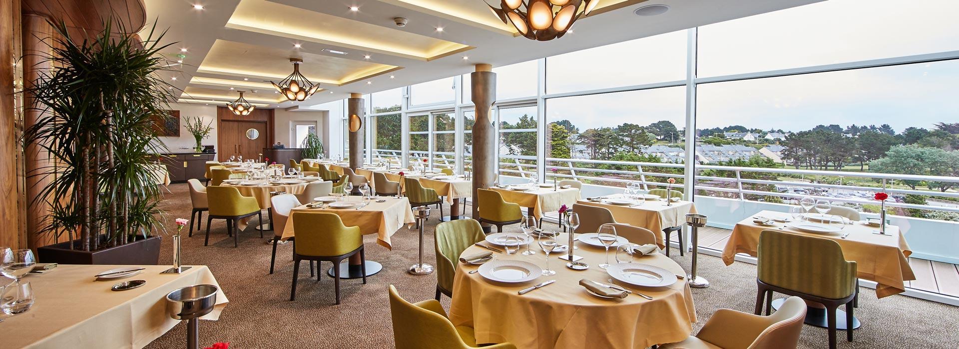 Le restaurant le Safran