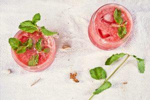 recettes de boissons rafraîchissantes recette équilibrée