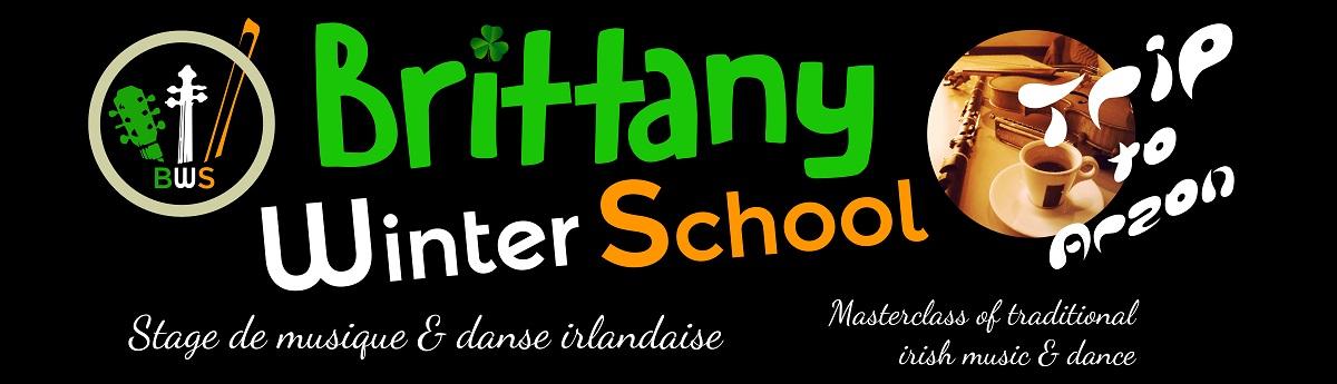 Brittany Winter School festival bandeau