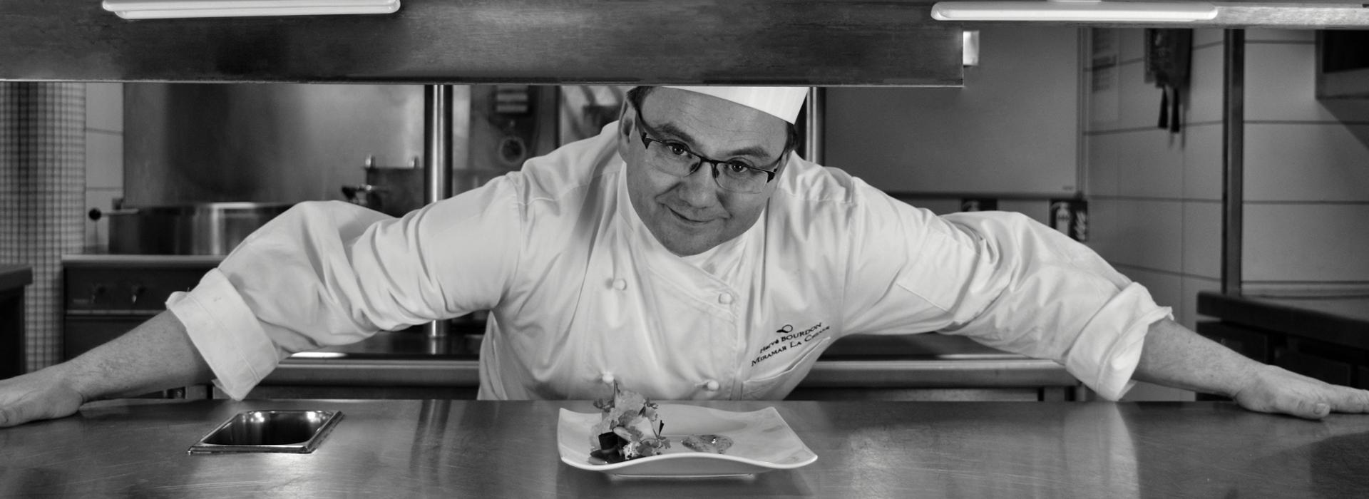 Chef hervé bourdon