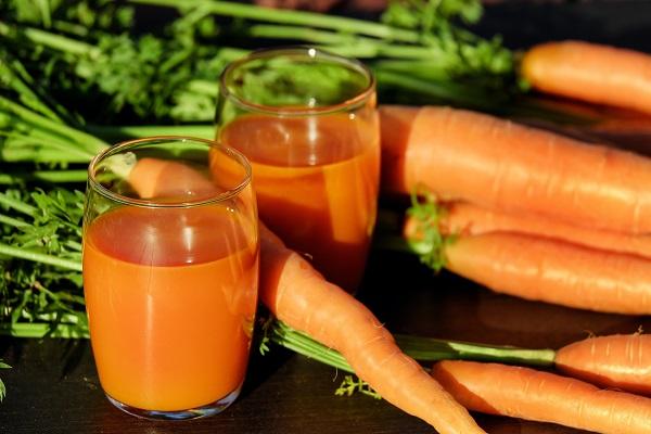 les bienfaits de la carotte + jus de carotte
