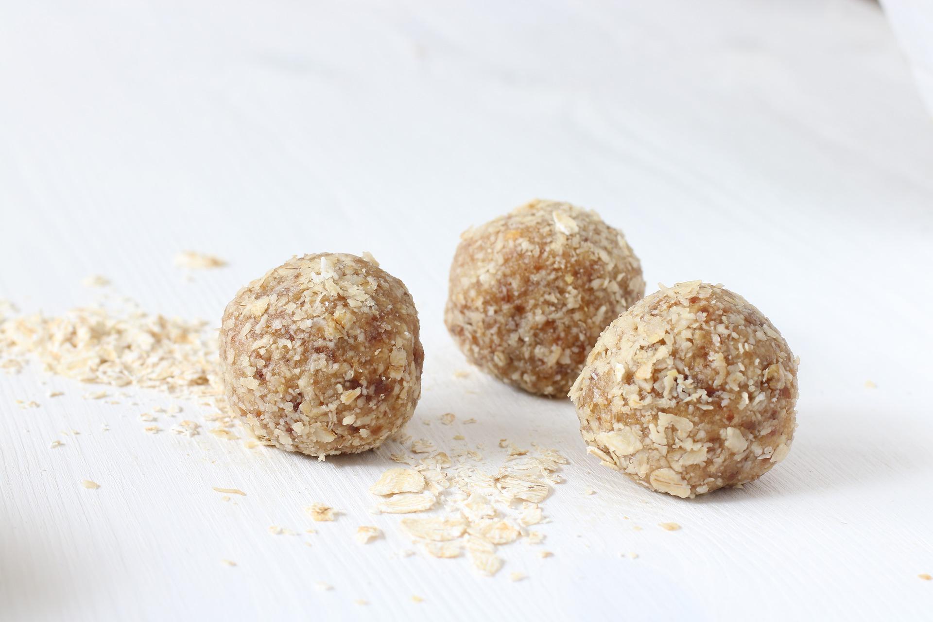 Energy balls - boostez votre quotidien