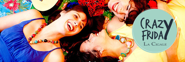 Trio Bacana en concert gratuit le 14 avril 2017 au Miramar La Cigale