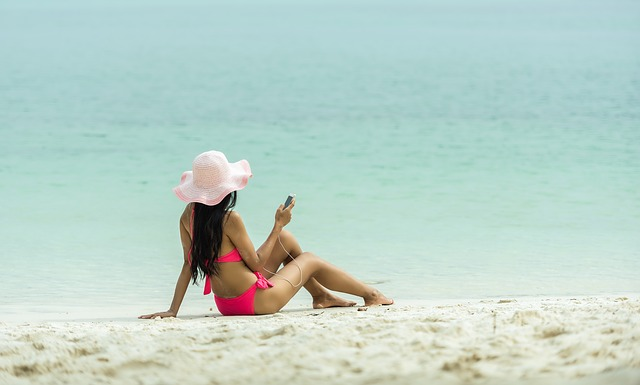 La musique pour se détendre à la plage