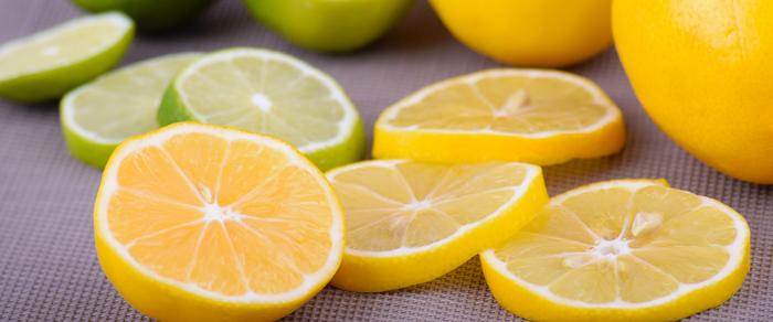 les bienfaits du citron en tranches