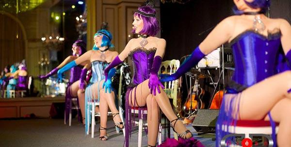 soirée cabaret music-hall au Miramar La Cigale