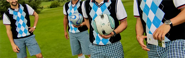 style footgolf